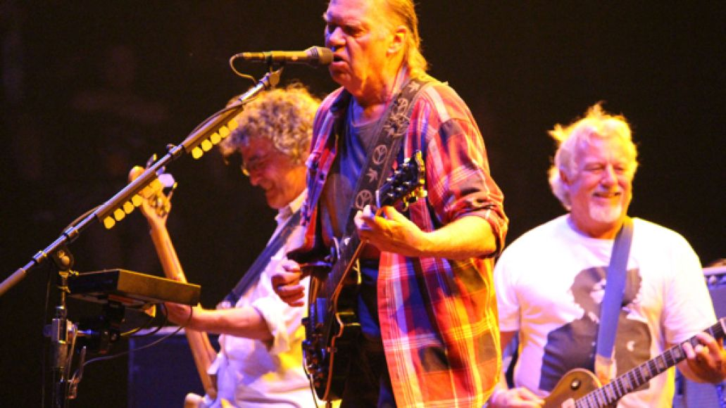 neil and crazy horse Festival Review: Voodoo Experience 2012