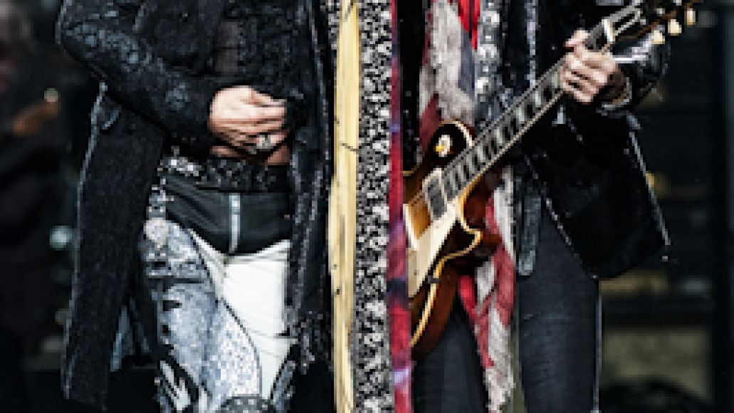 29 Live Review: Aerosmith at Madison Square Garden (11/20)