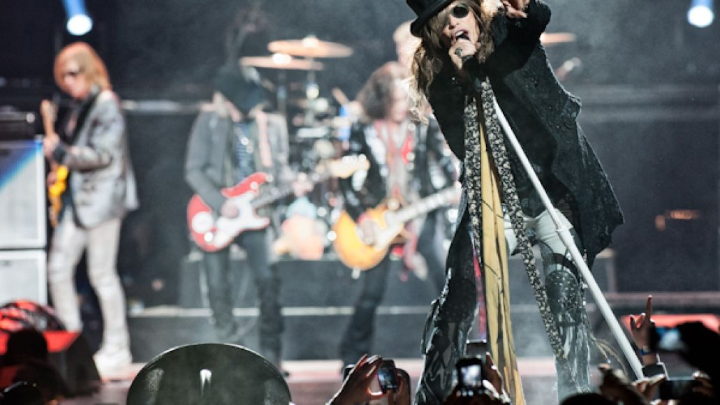 37 Live Review: Aerosmith at Madison Square Garden (11/20)