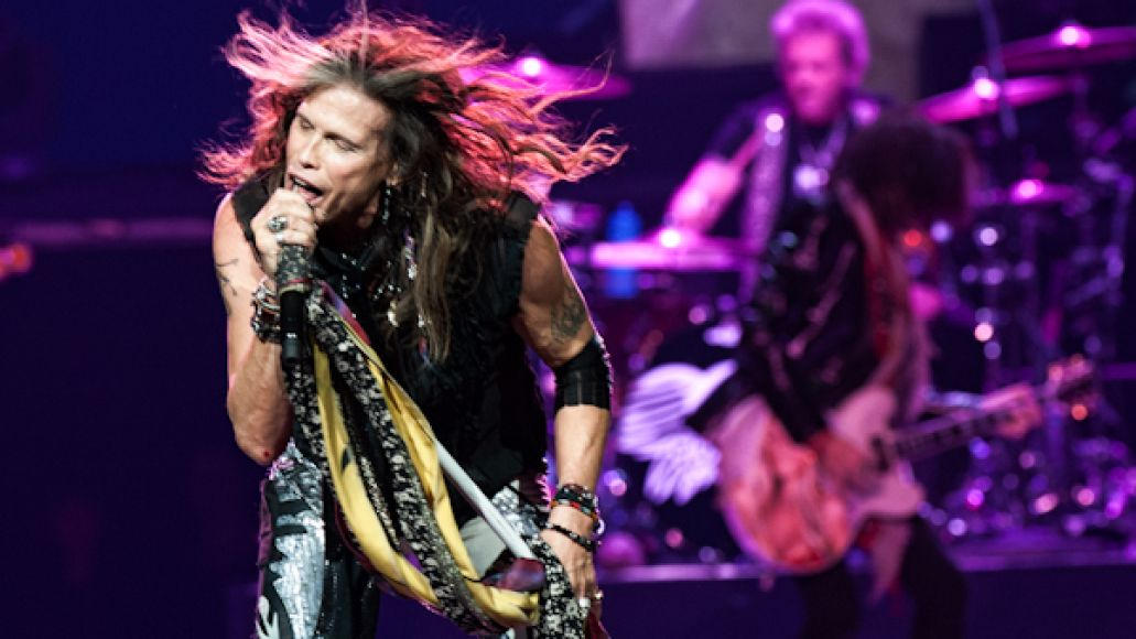 87 Live Review: Aerosmith at Madison Square Garden (11/20)