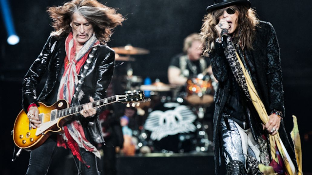 Live Review: Aerosmith at Madison Square Garden (11/20)