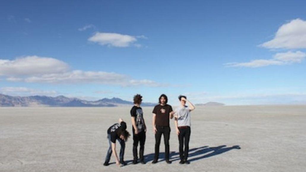 holleradonewlp Hollerado announce new album: White Paint