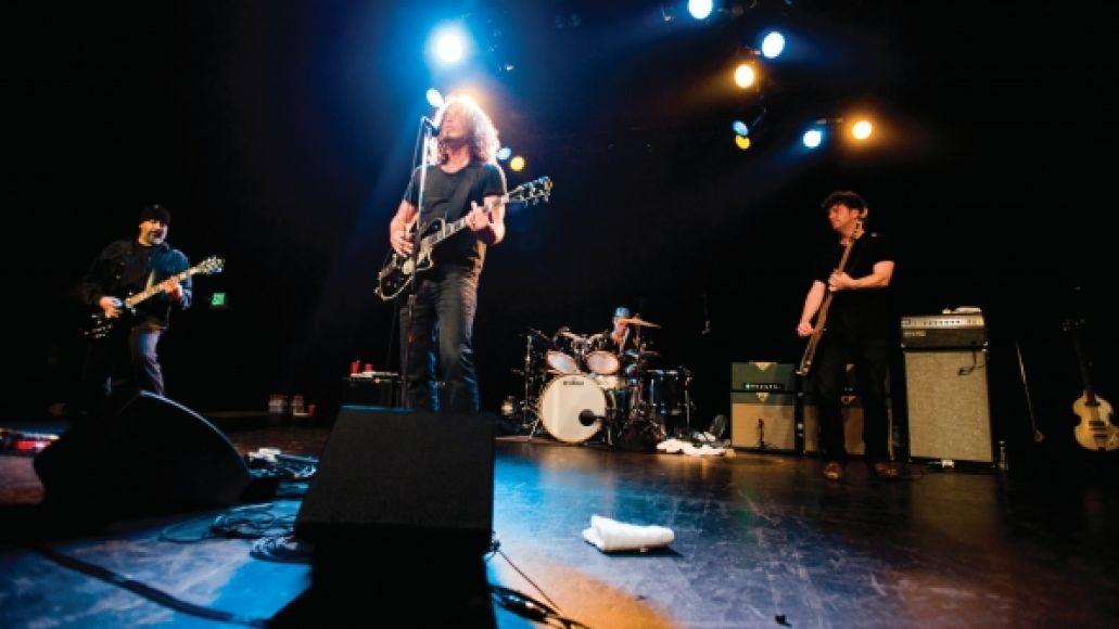 soundgarden letterman Video: Soundgarden on Kimmel