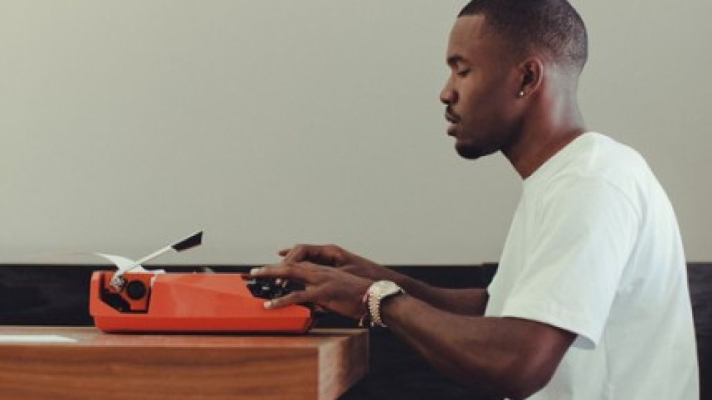 Artist of the Year: Frank Ocean