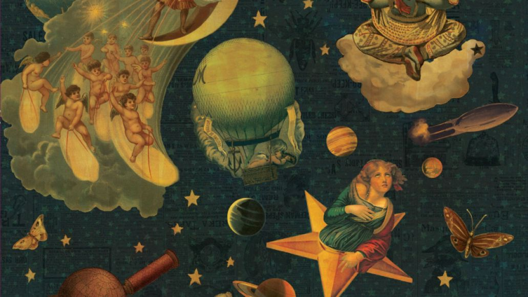 The Smashing Pumpkins - Mellon Collie and the Infinite Sadness