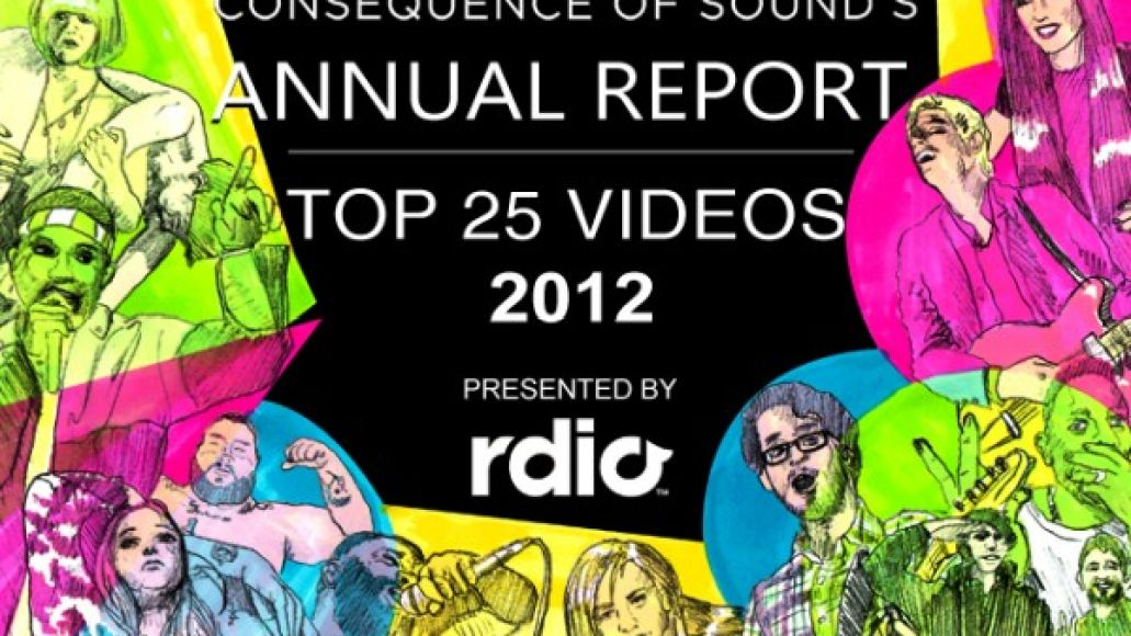 annual report videos e1354571926903 Top 25 Videos of 2012