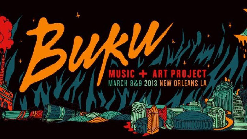 buku 20131 Kendrick Lamar, Earl Sweatshirt, Passion Pit to play BUKU Music + Art Project
