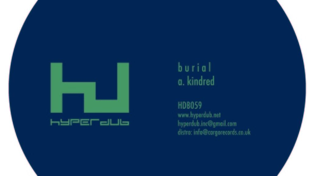 burial kindred Top 50 Songs of 2012