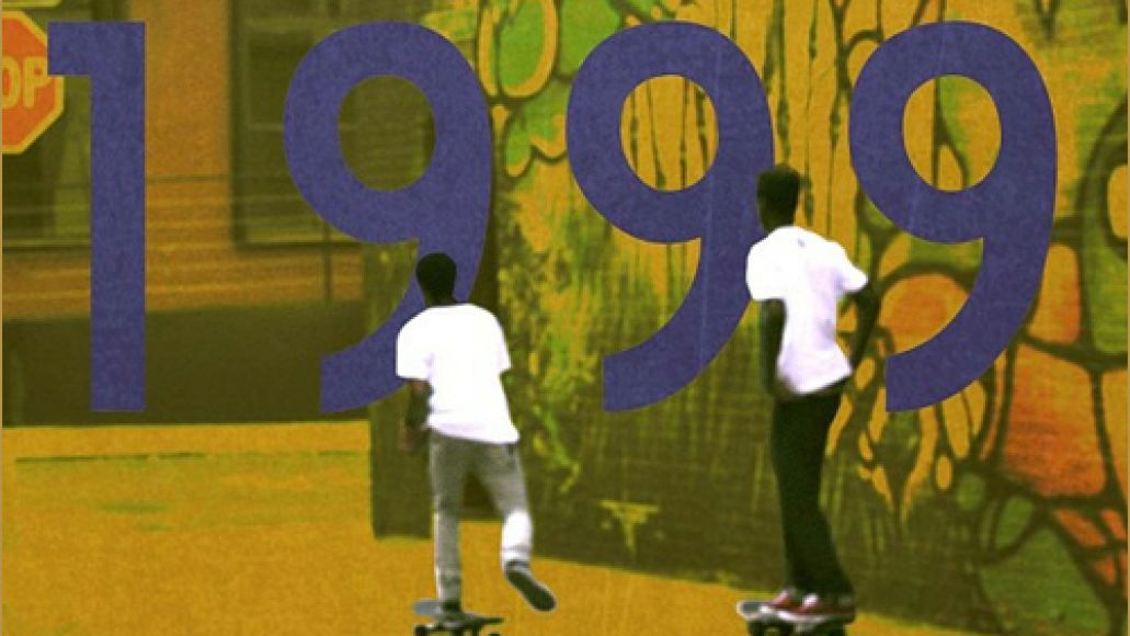 joey badass 1999 Top 50 Albums of 2012
