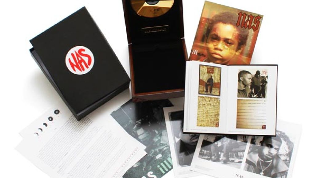nas illmatic Nas Illmatic receives deluxe reissue