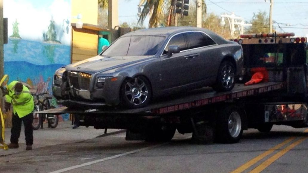 Rick Ross target of drive by shooting in Florida