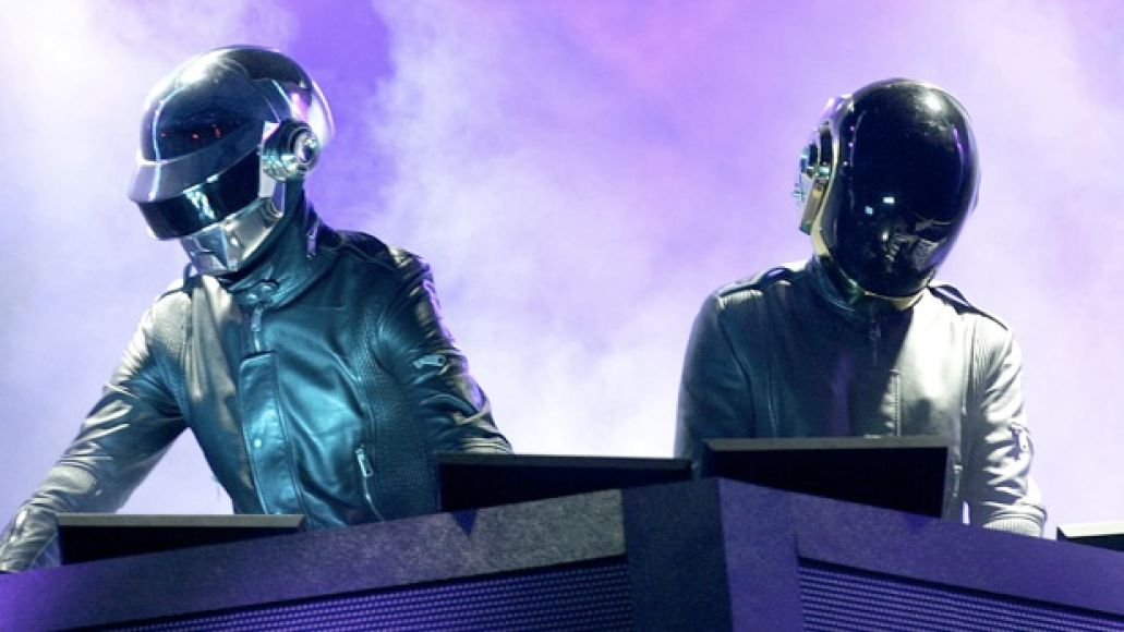 daft punk Daft Punk signs with Columbia Records, new album may be released this spring