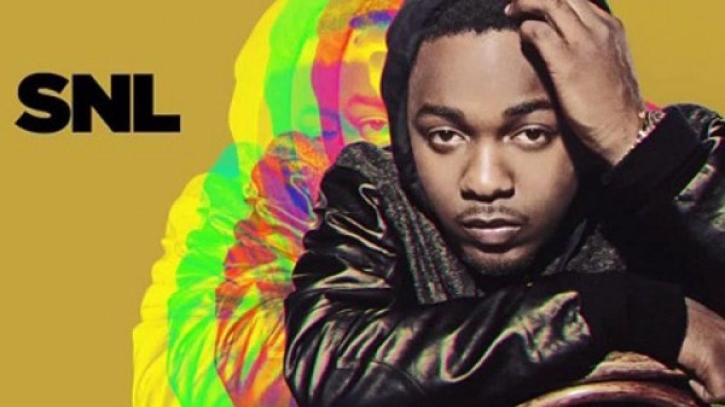kendrick lamar snl1 e1359266001102 Video: Kendrick Lamar on Saturday Night Live