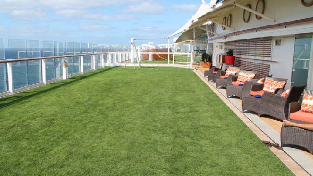 lawn A Sea of Pulp: Writings Aboard S.S. Coachella