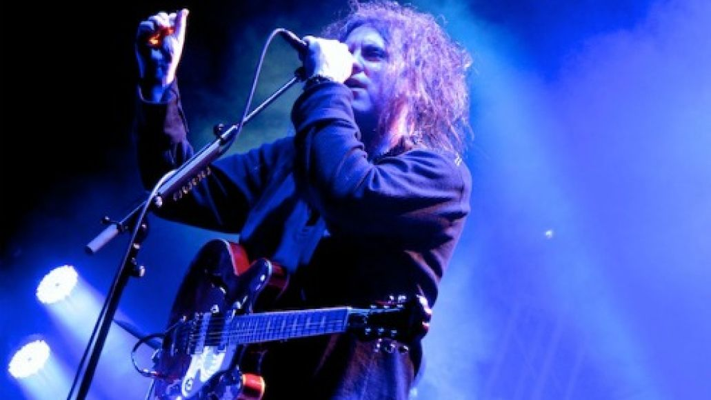 thecuredebidelgrande1 The Cure announce South American tour