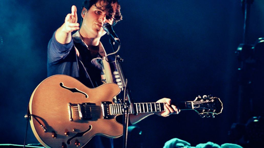 vampire weekend1 Listen to Vampire Weekend perform a new song, Arms