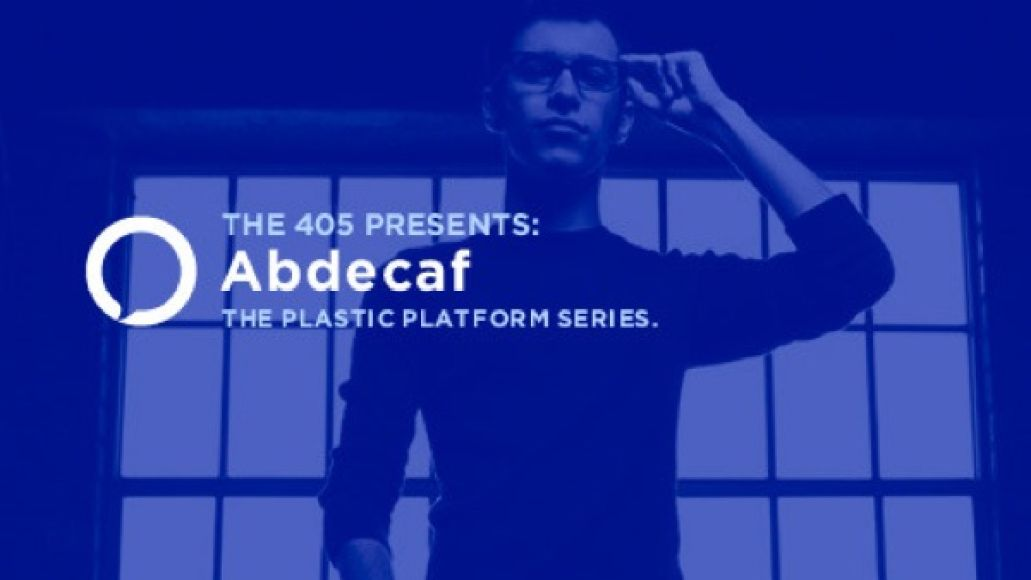abdecaf Check out Abdecafs Plastic Platform mix for The 405