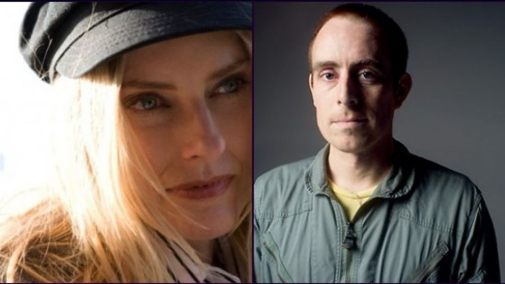 aimee mann ted leo Aimee Mann and Ted Leo formed a new band called #BOTH