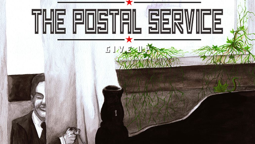 The Continuing Tales Of... The Postal Service   Give Up