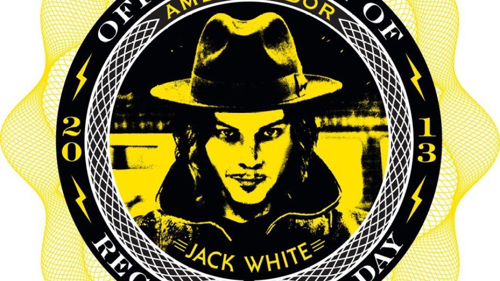 jack white ambassador Jack White is Record Store Day 2013s Ambassador