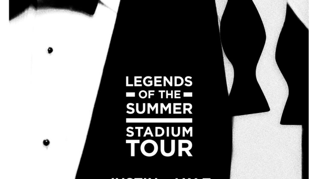 legends of the summer tour Justin Timberlake and Jay Z announce Legends of the Summer Tour