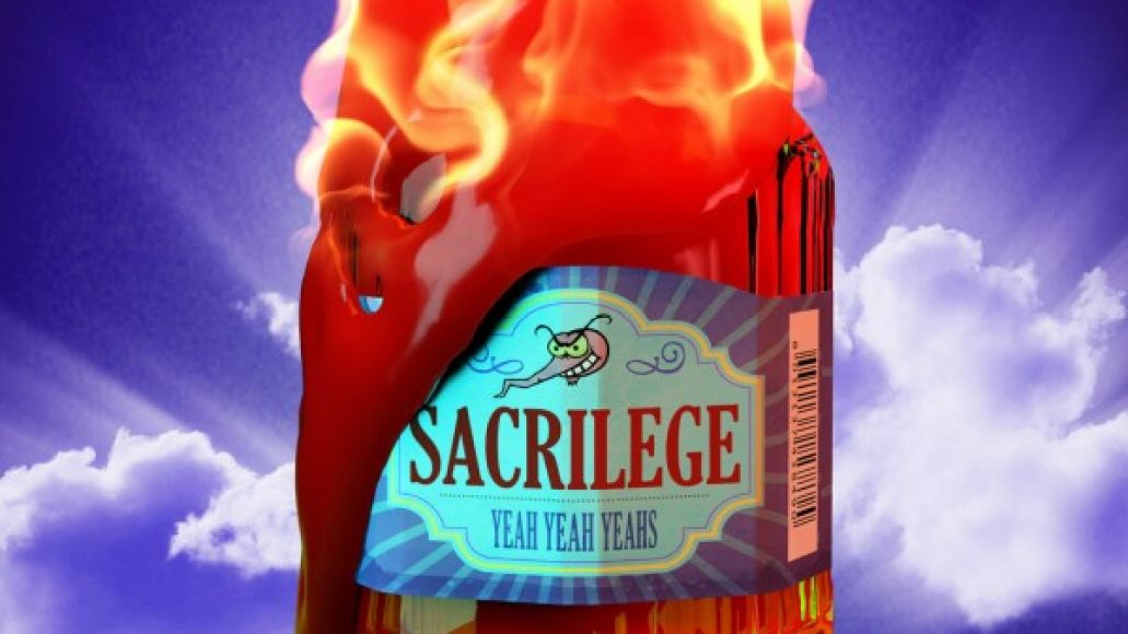yeah yeah yeahs sacrilege e1361391840564 Listen to Yeah Yeah Yeahs new single, Sacrilege, featuring a 20 person gospel choir