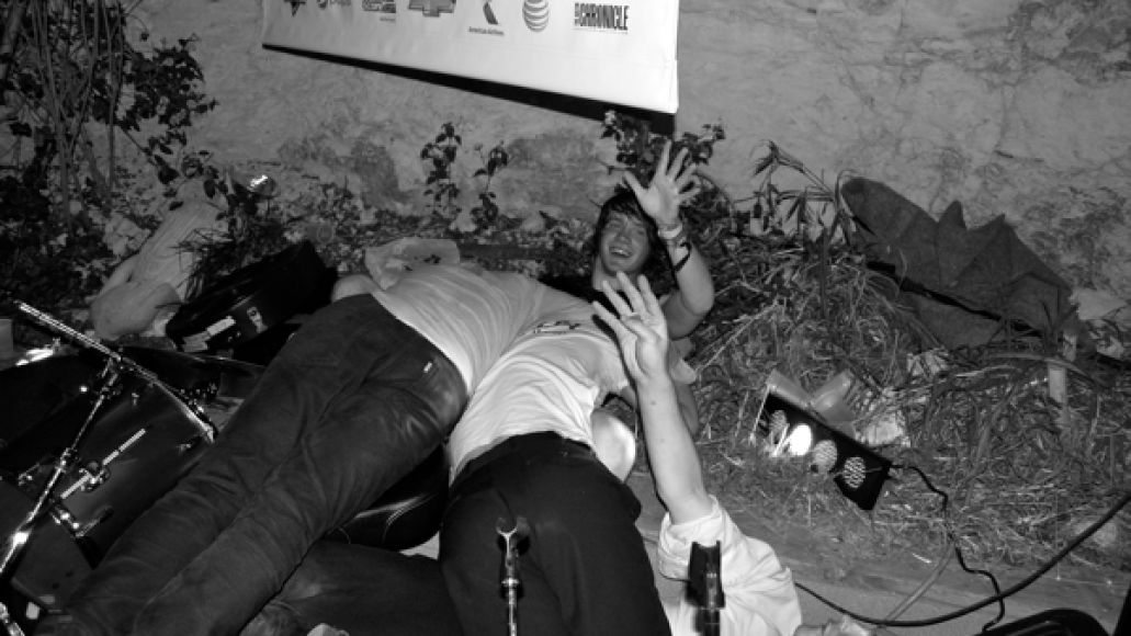 palma violets roffman 2 Palma Violets announce U.S. tour that include dates in your very own basement