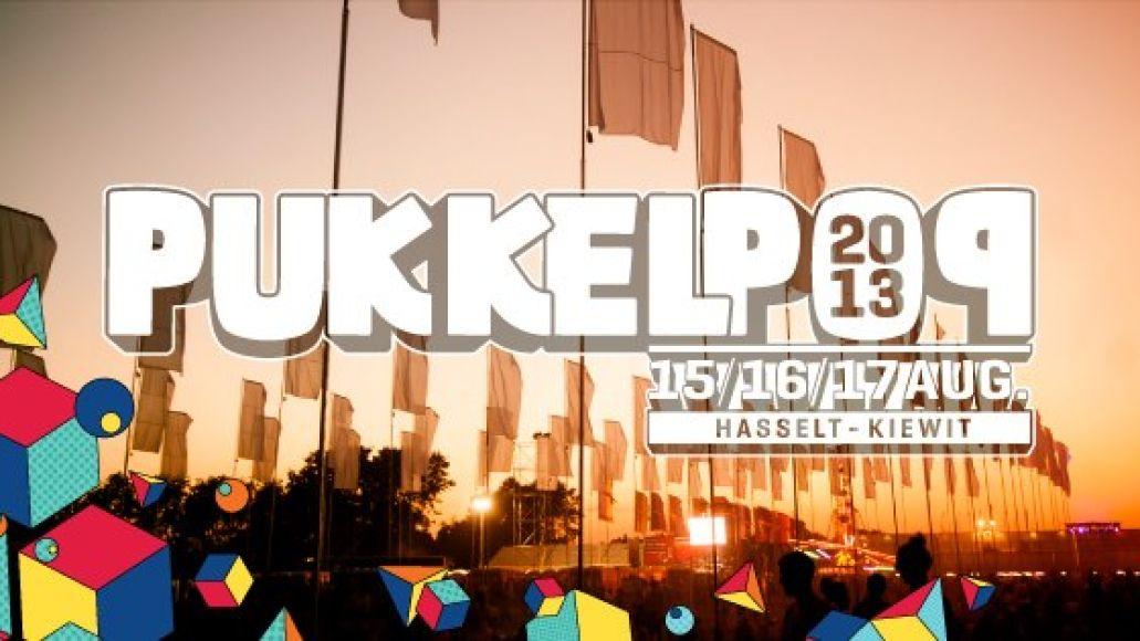 pukkelpop Pukkelpop 2013 lineup revealed