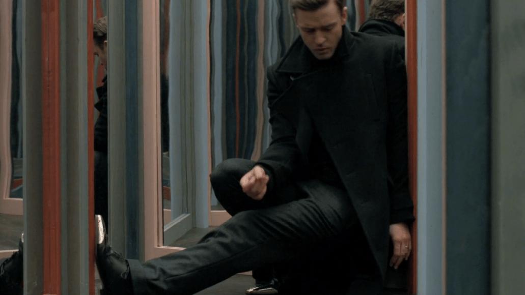 Timberlake Mirrors video