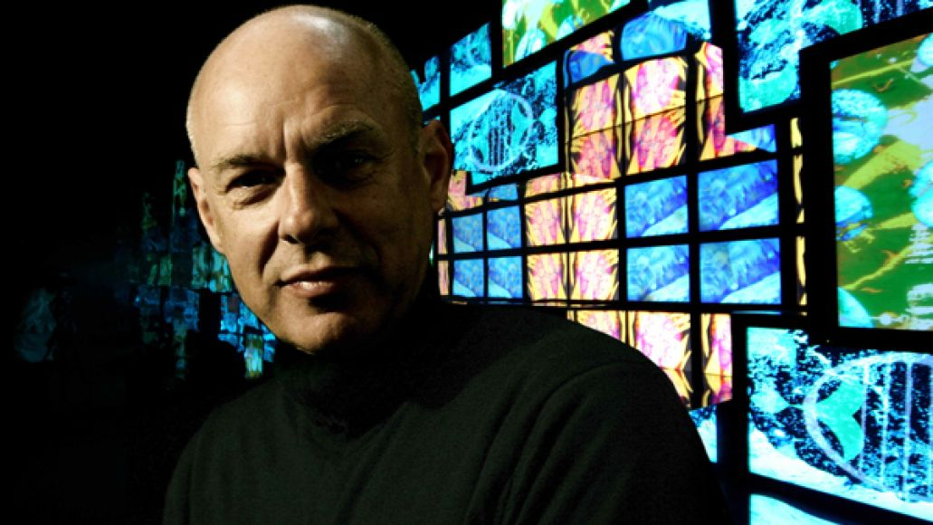 Brian Eno will heal the sick with hospital light and sound installations