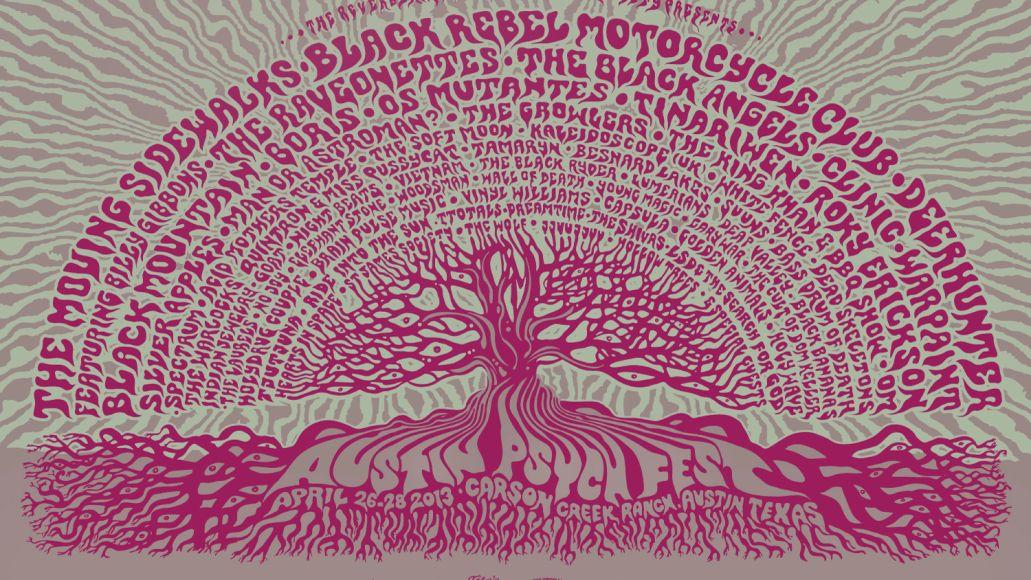 psychfest Festival Review: Austin Psych Fest 2013