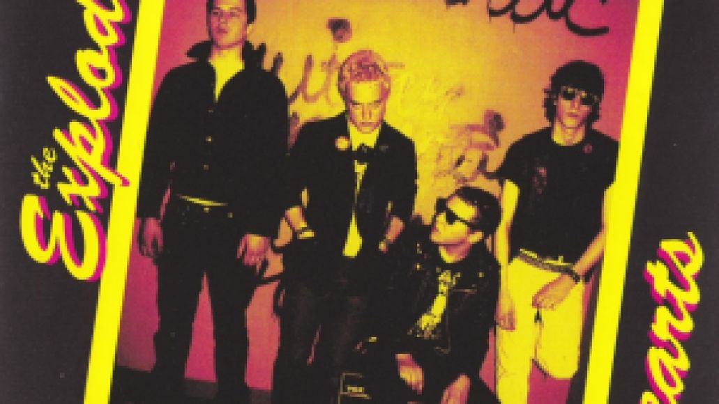 the exploding hearts guitar romantic front 1 1022x1024 The 50 Albums That Shaped Punk Rock
