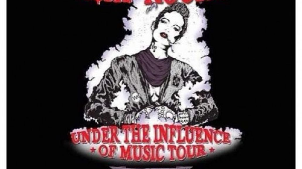 under the influence of music tour