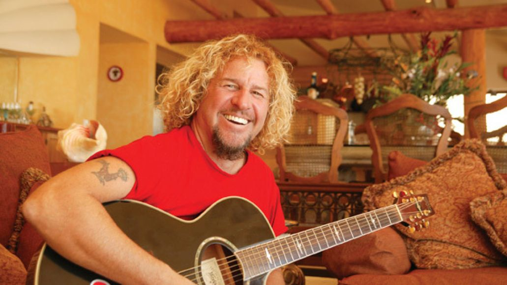 sammy hagar The Five Best and Worst Replacement Singers