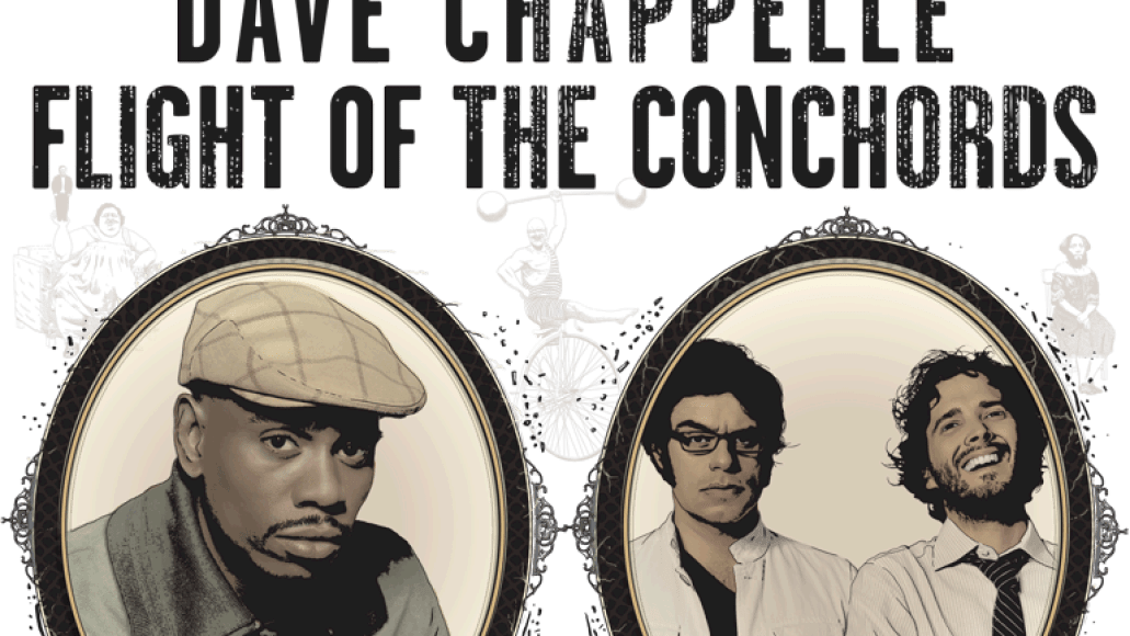 oddball Dave Chappelle and Flight of the Conchords to headline Funny or Dies Oddball Festival