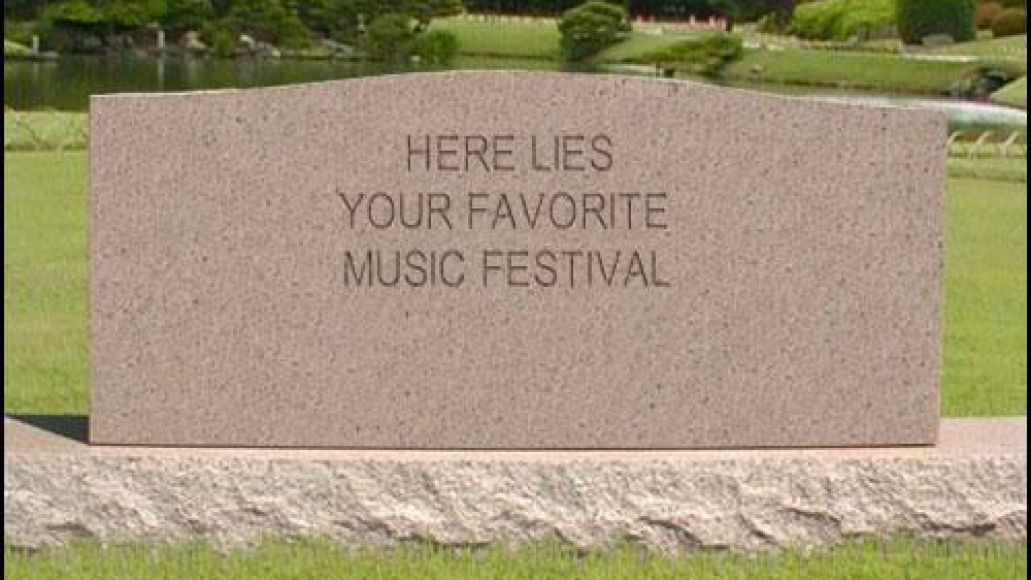 tombstonemusicfestival Twenty Canceled Music Festivals: A Guide to the Dearly Departed