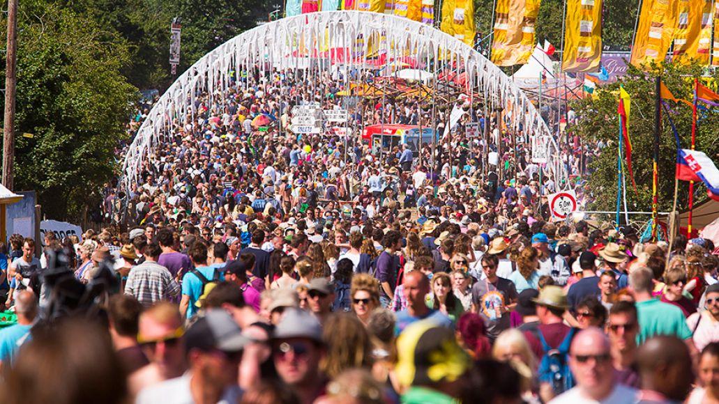 Glastonbury Festival 2013. Photo by Adam Gasson / adamgasson.com
