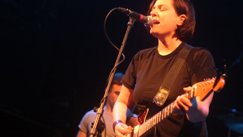 jenniferoconnor2 Live Review: Come at New York Citys Bowery Ballroom (6/28)