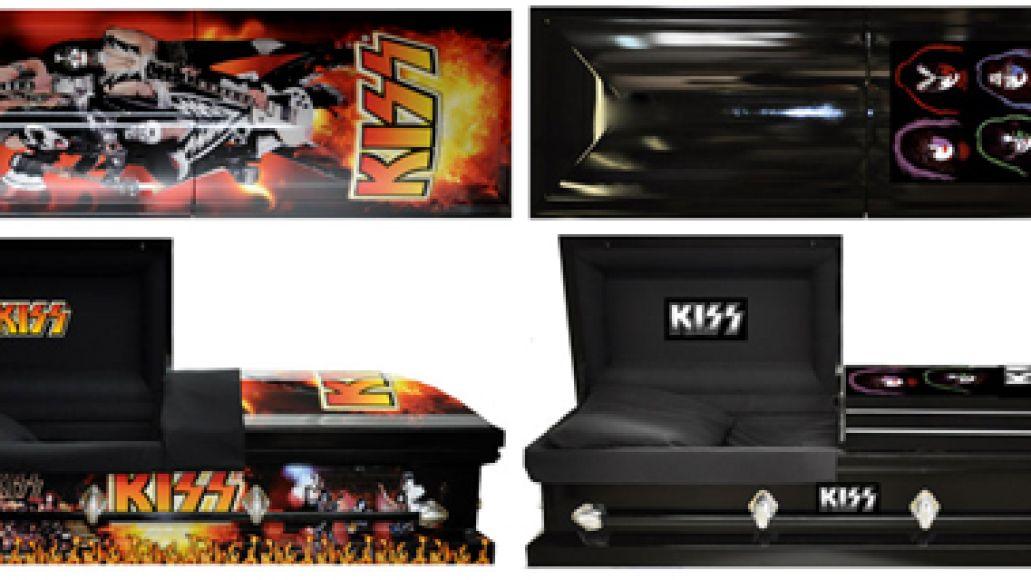 kisscoffin The 25 Weirdest Pieces of Band Merchandise