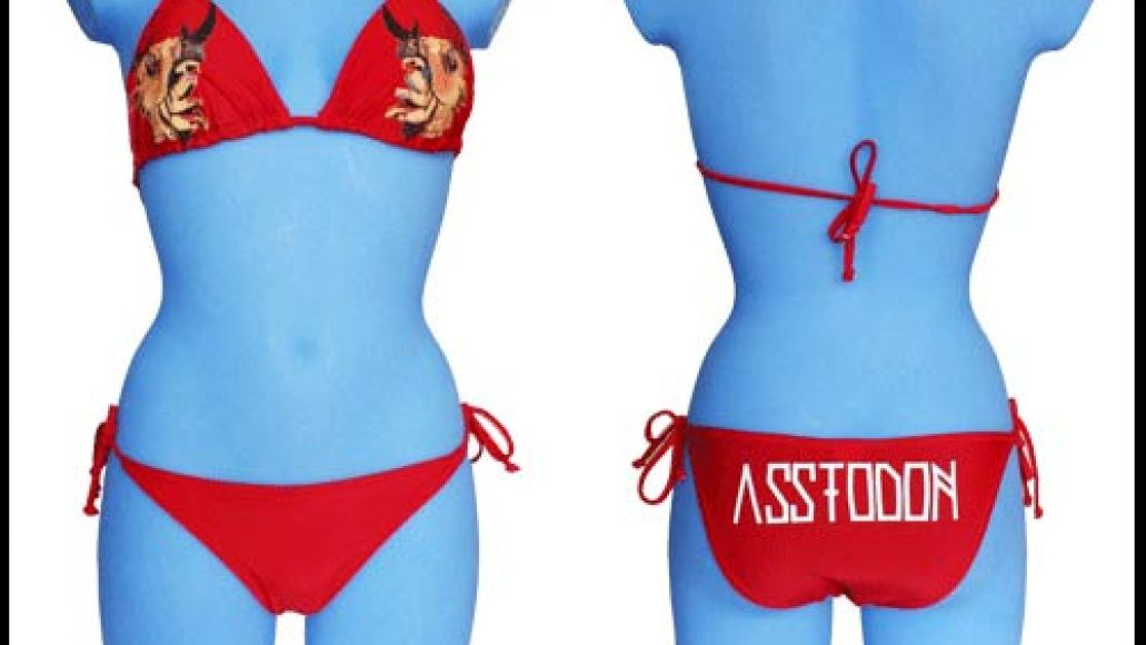 mastodonasstodon The 25 Weirdest Pieces of Band Merchandise