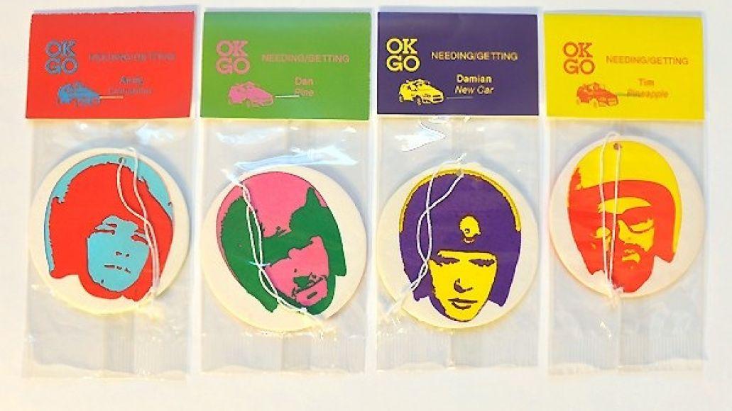 okgofresh The 25 Weirdest Pieces of Band Merchandise