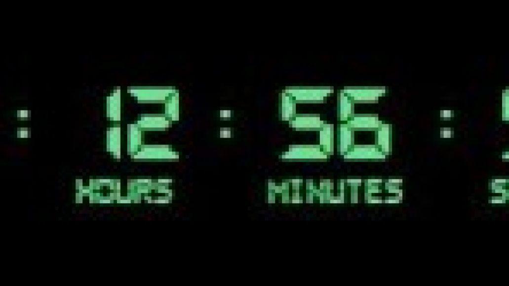 Pearl Jam Clock