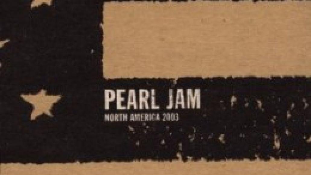 PearlJam Mansfield