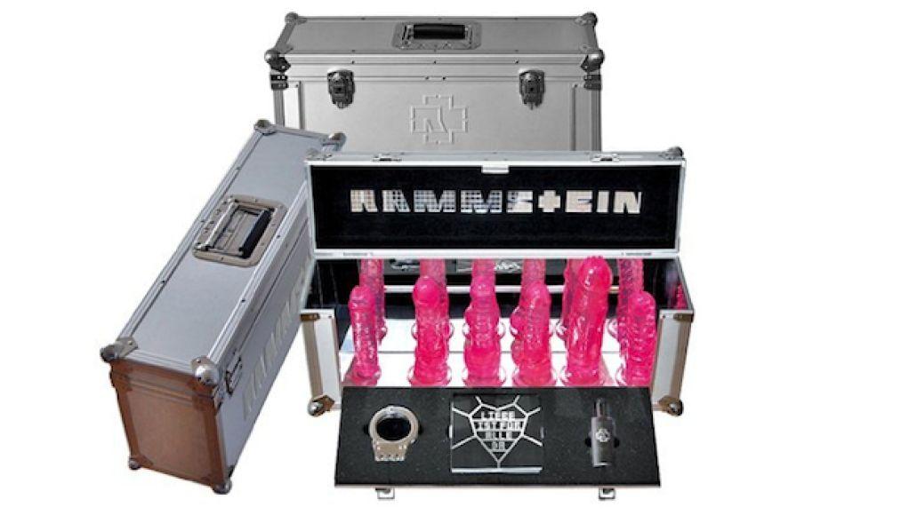 rammsteindildos The 25 Weirdest Pieces of Band Merchandise