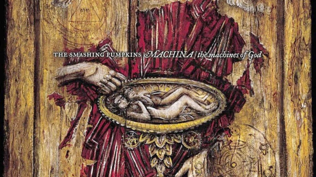 thesmashingpumpkins machina Ranking: Every Smashing Pumpkins Album from Worst to Best