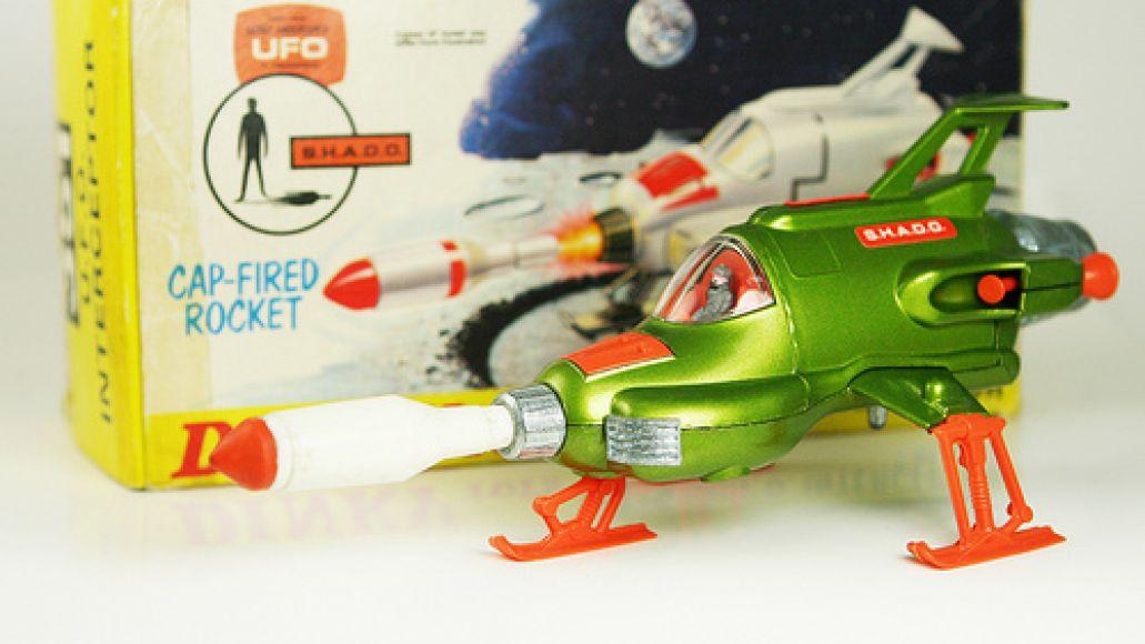 ufointerceptor Jamie Hewlett chats Gorillaz, comics, and his favorite childhood toy
