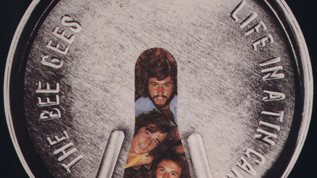 bee gees life in a tin can1 The 50 Most Outrageous Album Covers