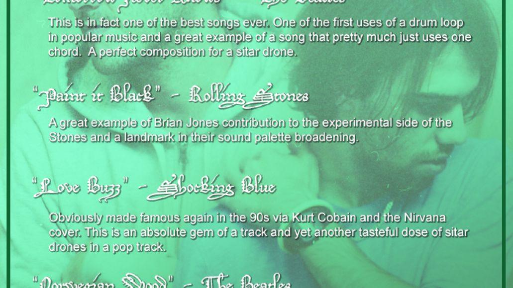 jagwarma Jagwar Mas Top Five Sitar Songs