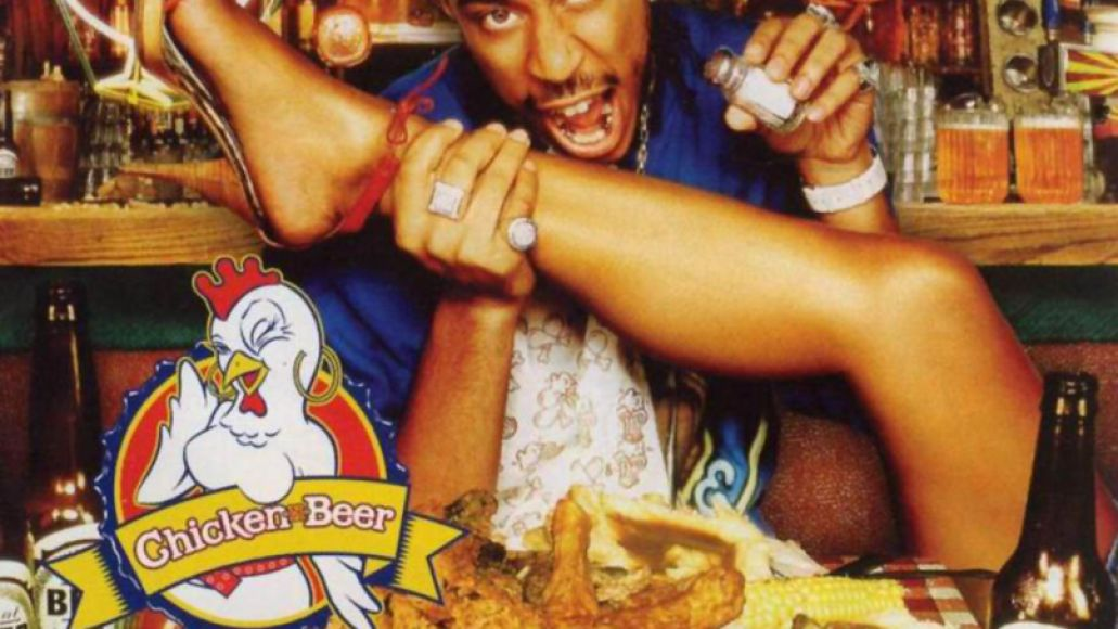 ludacris chicken The 50 Most Outrageous Album Covers