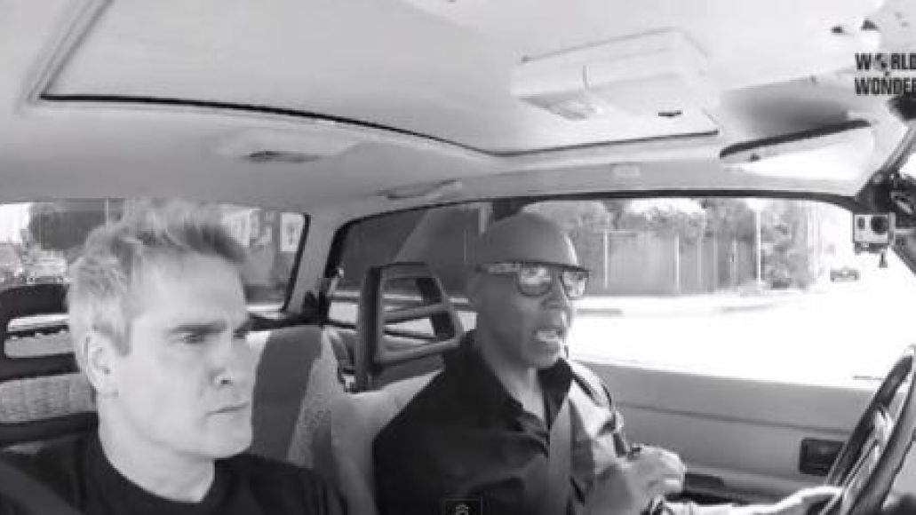 rupaullins1 RuPaul taught Henry Rollins how to love